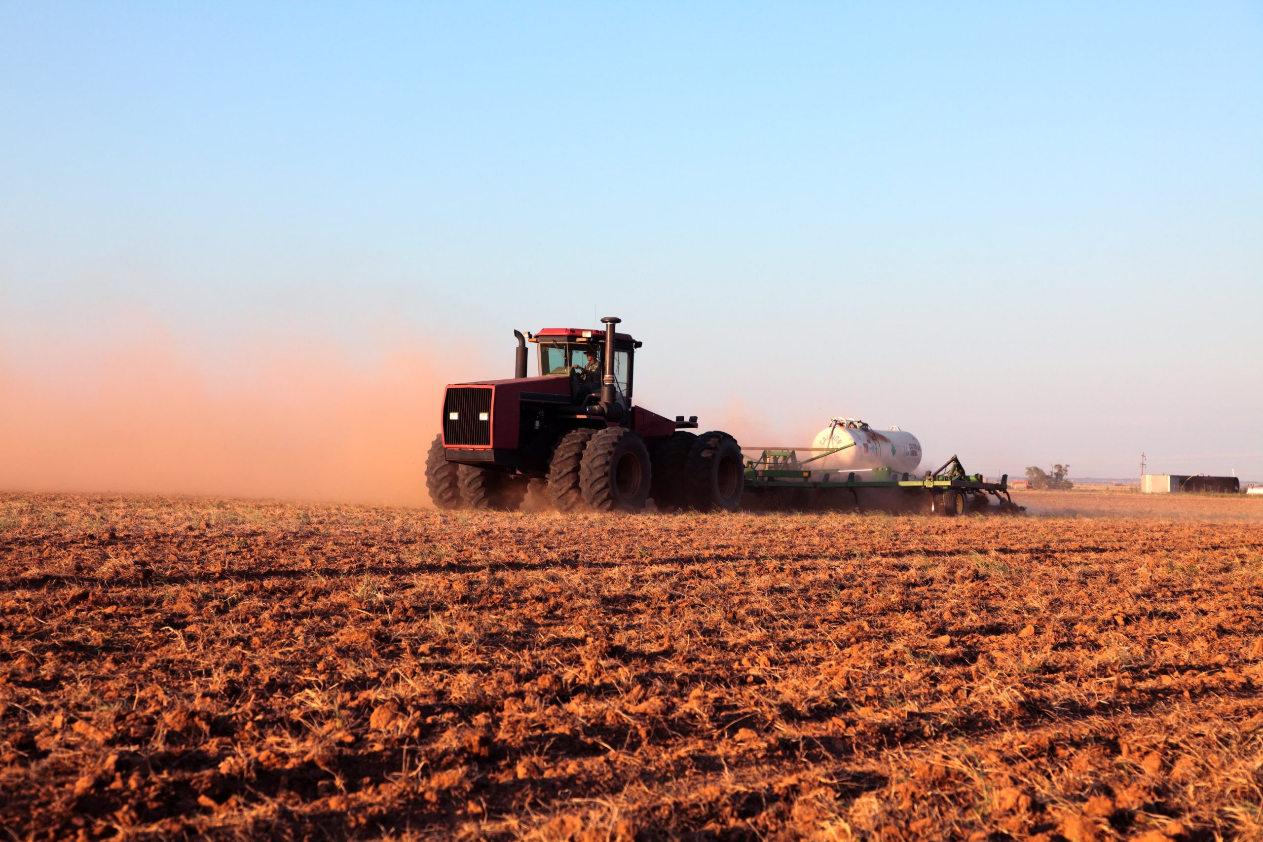 Firms line up 'green' ammonia for fertilizer and future fuel