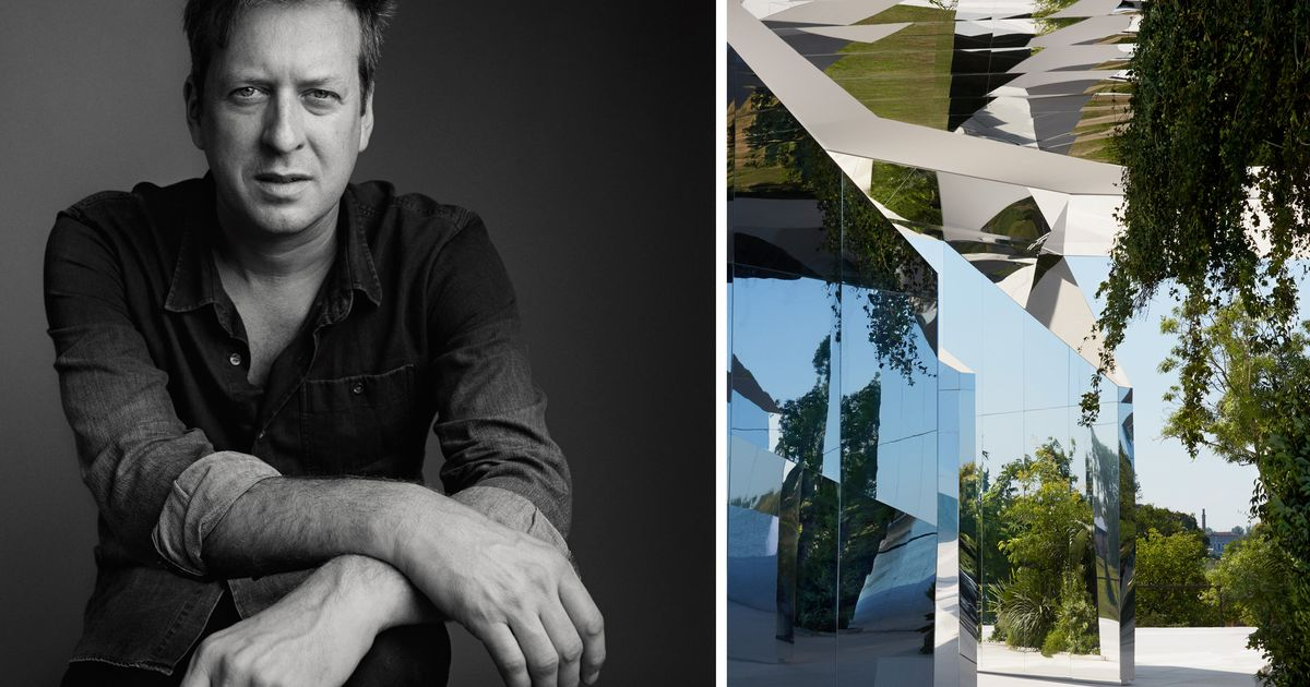 'I think as a society we want more from art': Doug Aitken on his pop-up kaleidoscope pavilion set on an abandoned Venetian island