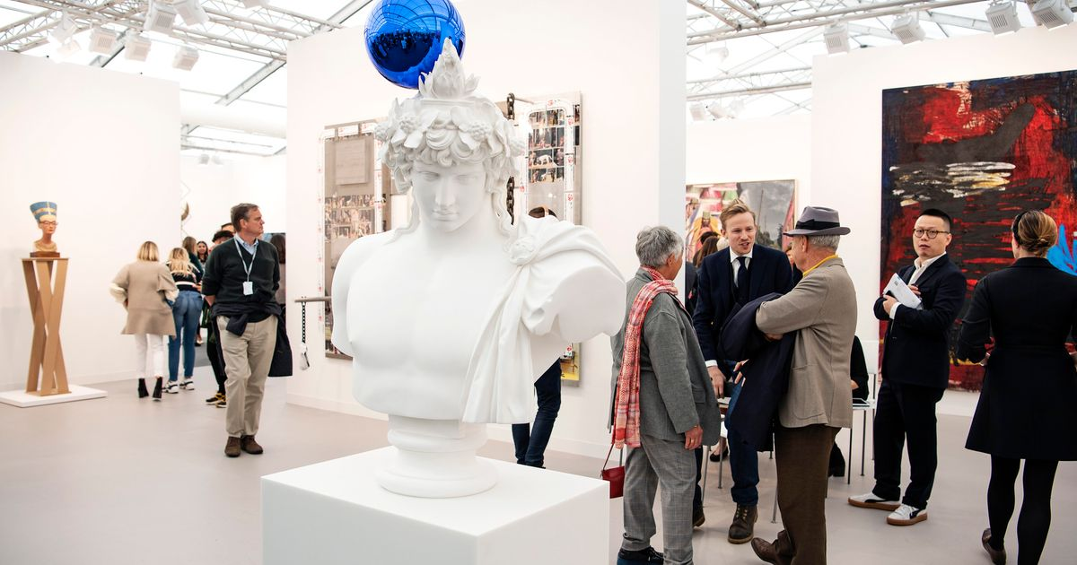Overseas galleries and art advisors listen up: you are not immune to new money laundering laws at UK fairs this autumn