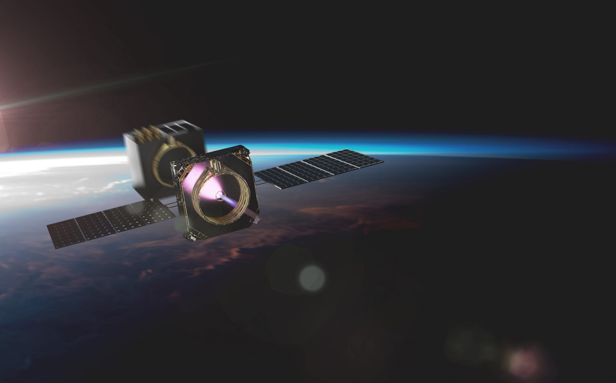 Space company Momentus begins trading on the Nasdaq, with new CEO after turbulent SPAC merger