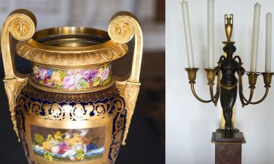 French decorative art stolen from 17-century country home in Sussex—for second time