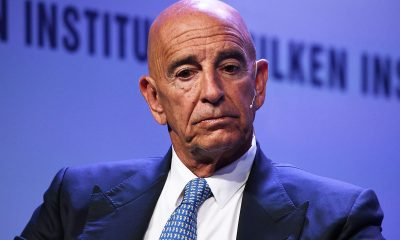 Lawyer for Trump ally Tom Barrack pushes prosecutors for evidence in United Arab Emirates lobby case