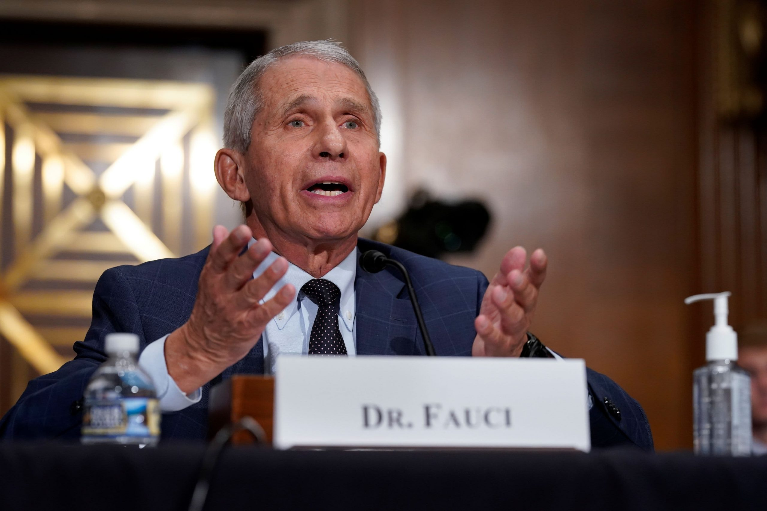 Pfizer Covid booster shots will likely be ready Sept. 20, but Moderna may be delayed, Fauci says