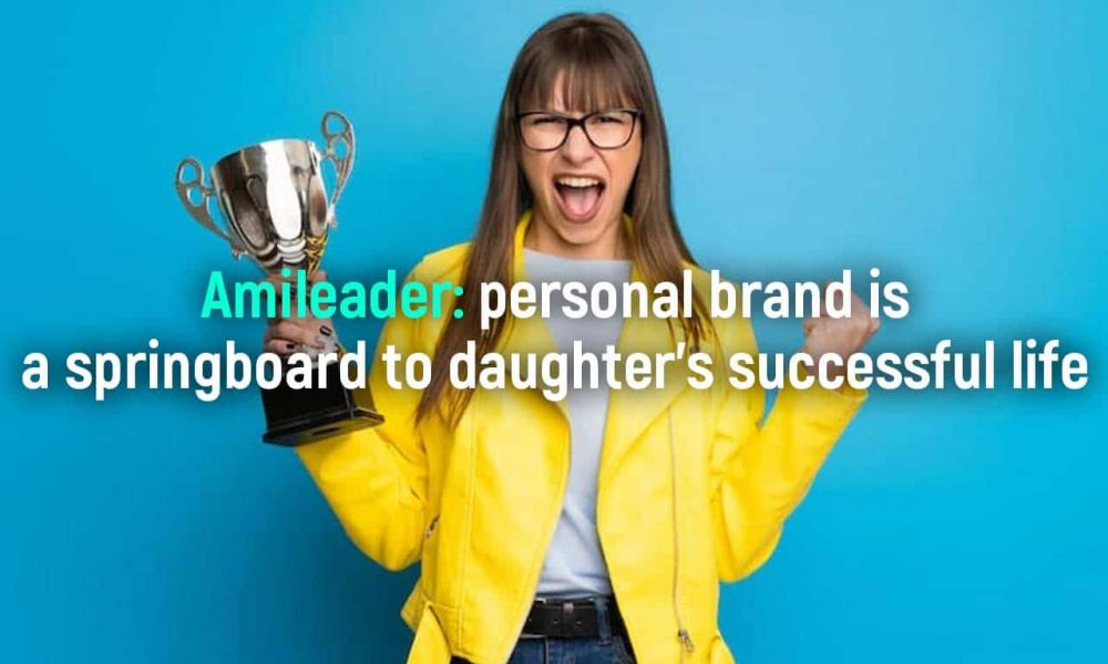 Amileader is a system for creating and promoting a personal brand on the Internet