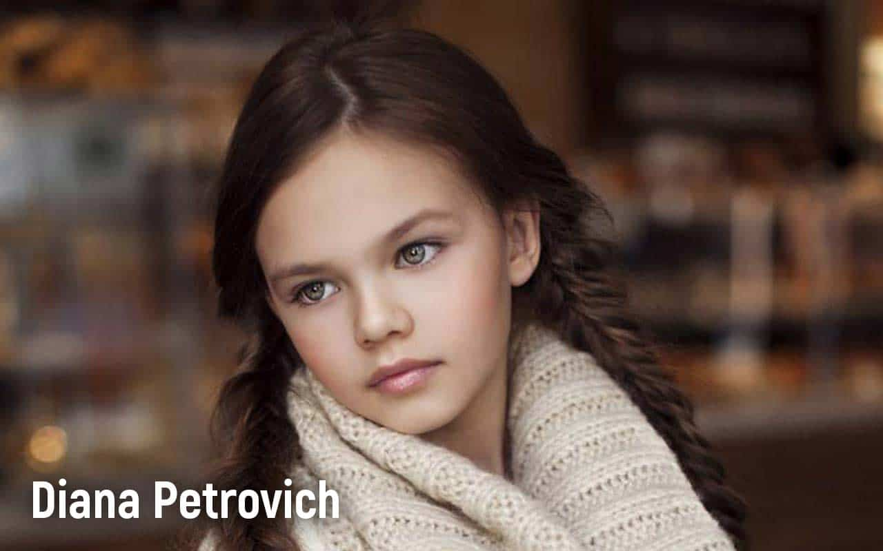 Diana Pentovich's personal brand helps her build a career from a young age